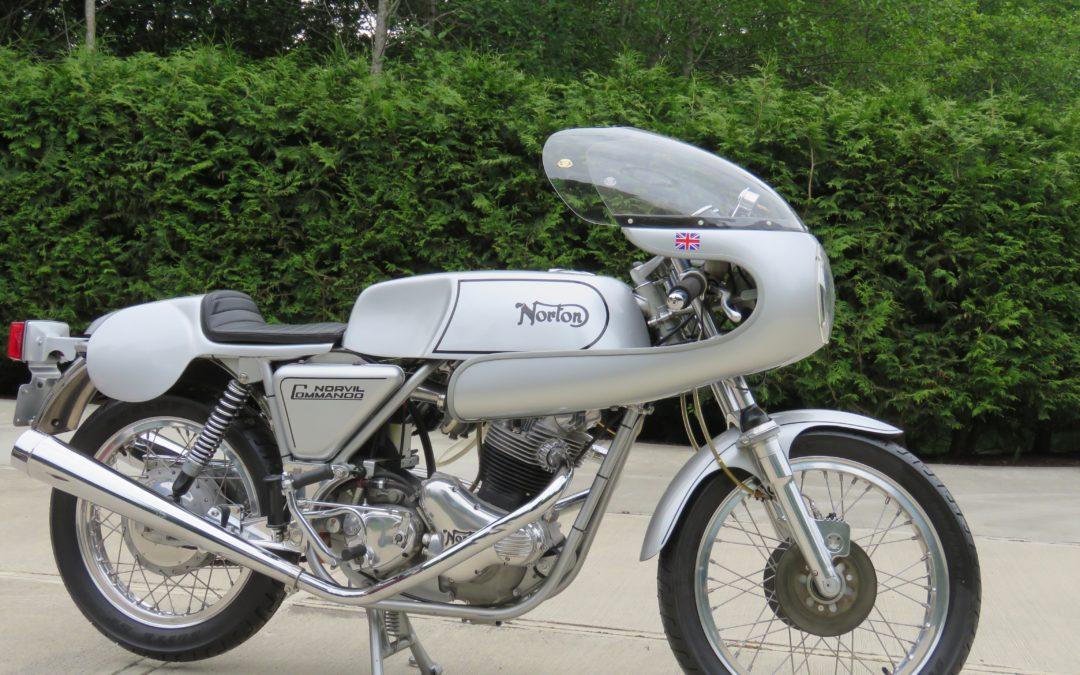 1974 Norton Norvil 850cc Commando Product Racer Reduced to:  $16,900