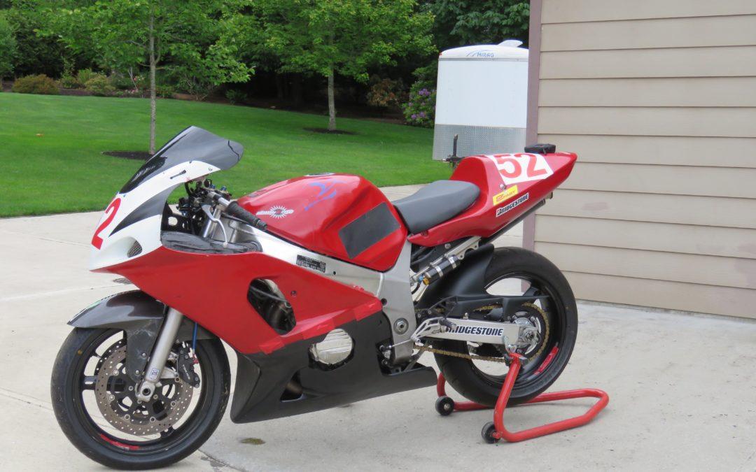 2003 Suzuki Racer $2200 New reduced price