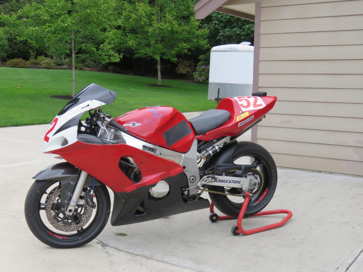 2003 Suzuki Racer $2200 New reduced price