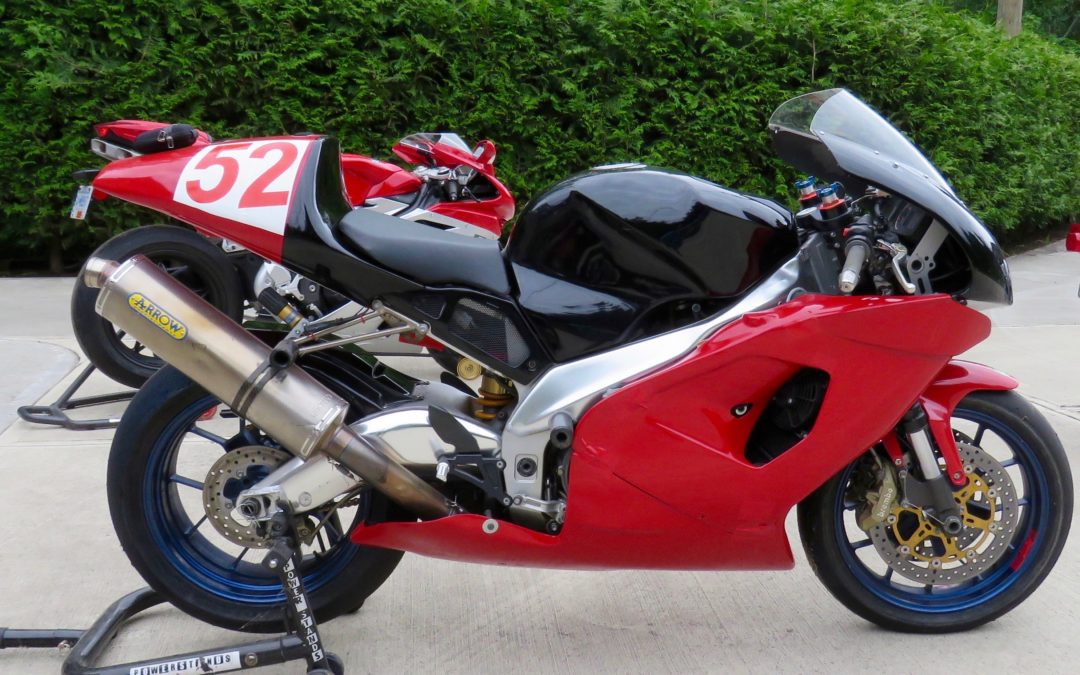 2001 Aprilia 1000cc Racer $4000 Wow what a great price