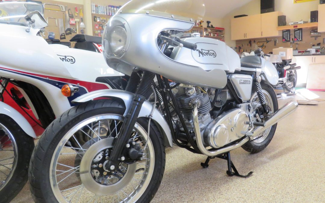 1971 Norton Dunstall Replica $12,000 Price Reduction
