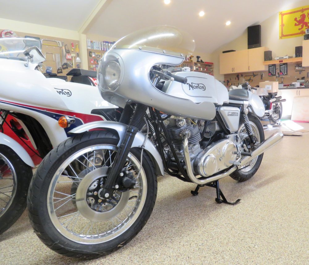 1971 Norton Dunstall Replica $11,500  New Price