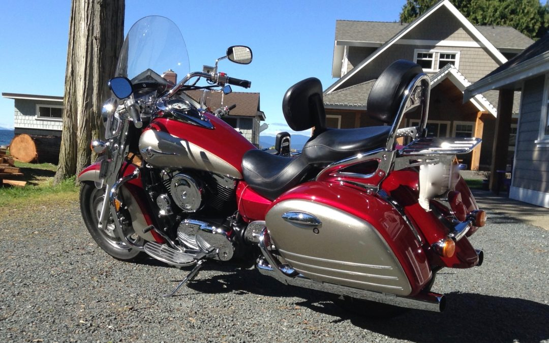 2007 Kawasaki 1600 Nomad  $5500 Price Reduction