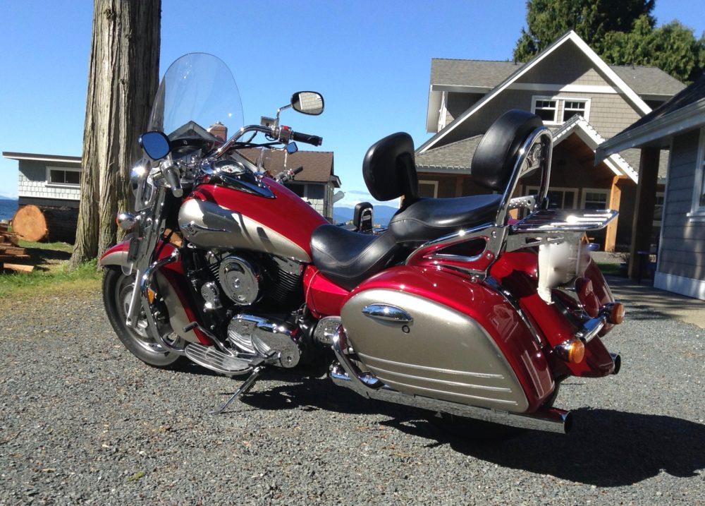 2007 Kawasaki 1600 Nomad  $5500 Price Reduction