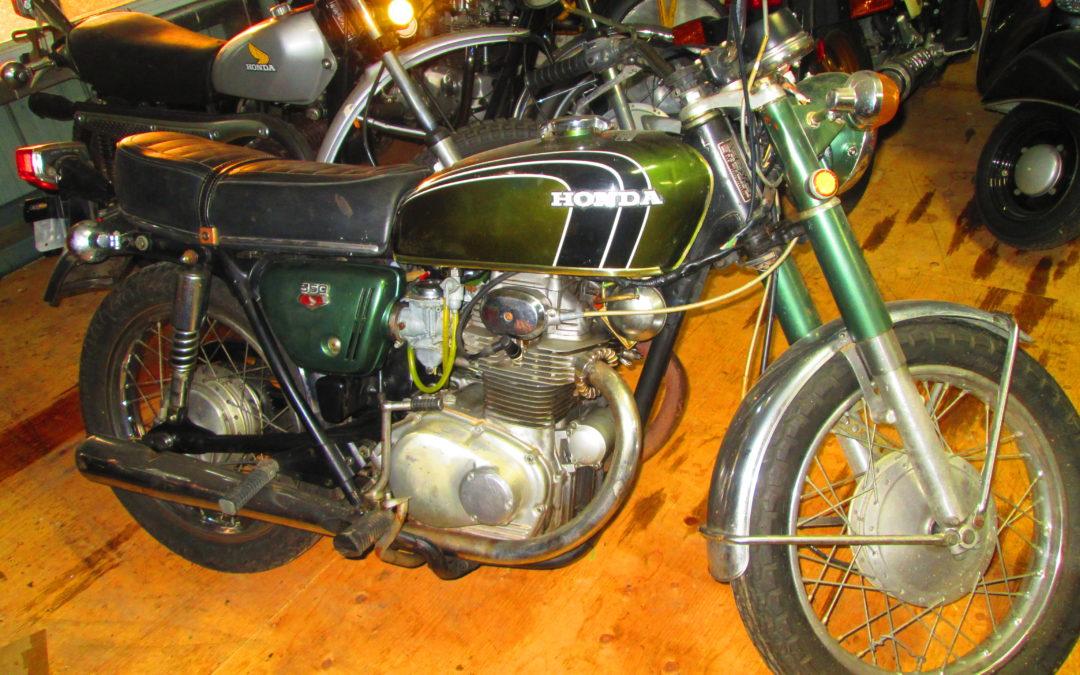 1971 Honda CB 350 twin   $3000