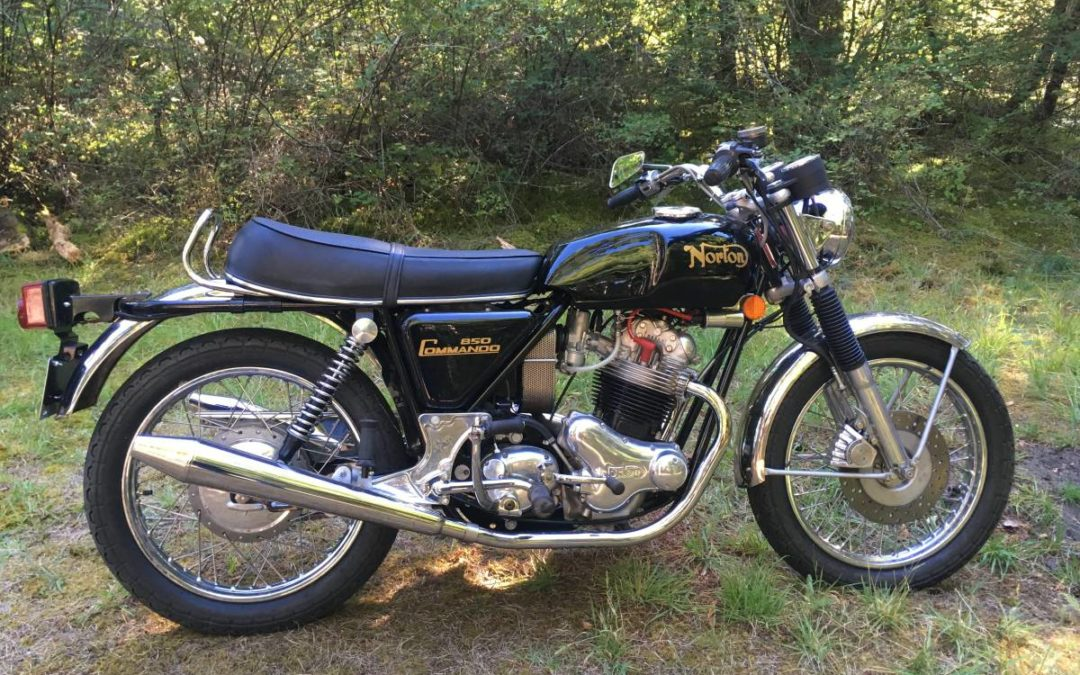 1973 Norton 850 Roadster  $15,000 or sensible offers