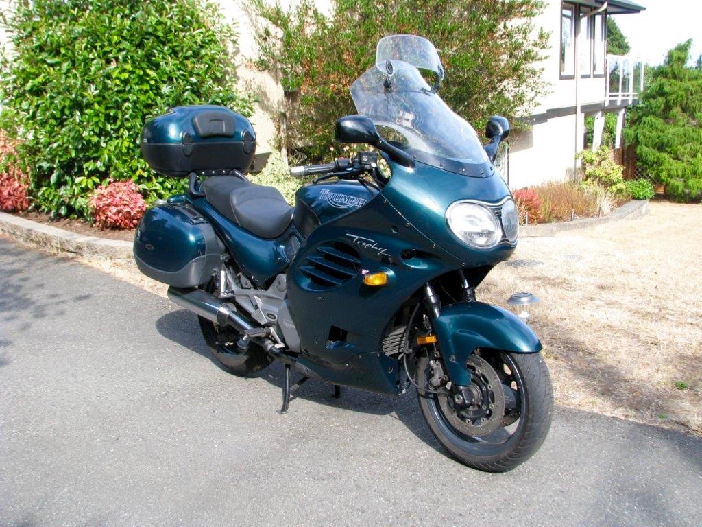 1996 Triumph Trophy 900cc        Price reduced  ****$3500****