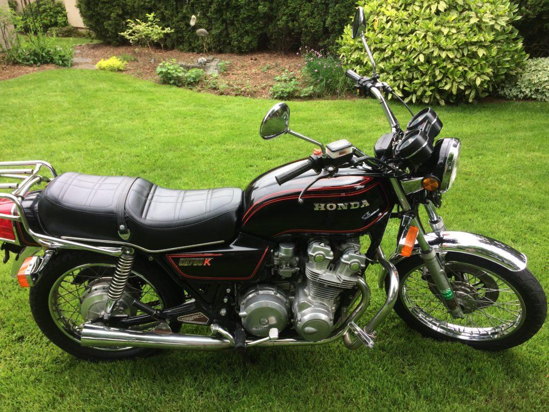 1979 Honda CB750K    $2850 cad