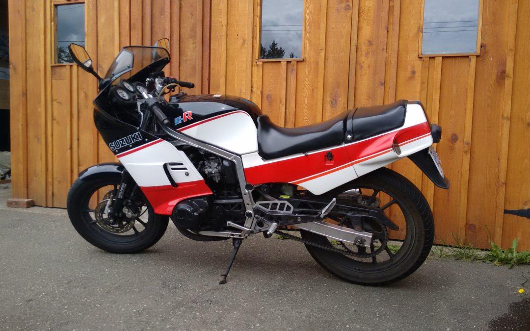 1985 Suzuki GSX R400              SOLD