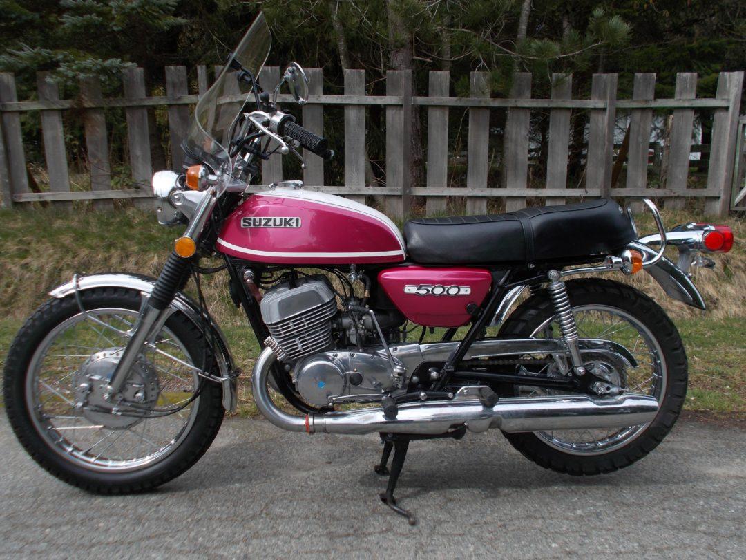 1972 Suzuki T-500  Titan  *** $5000***