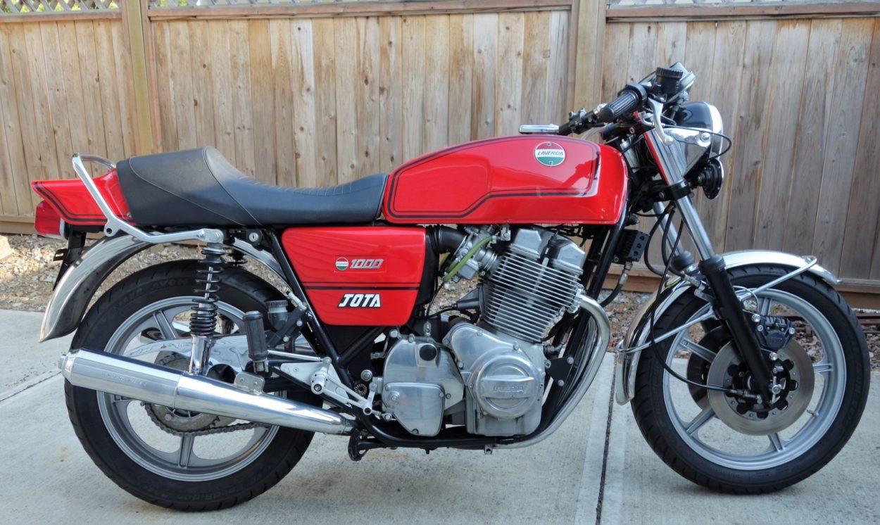 1977 Laverda 3CL Jota Spec 1000cc triple  $15,000 cad