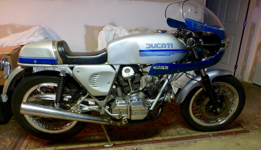 1977 Ducati 900 SS     Deal Pending