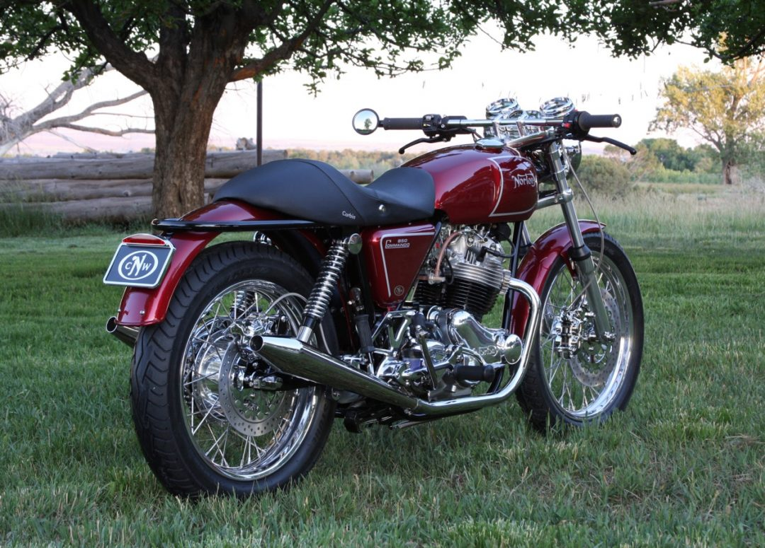 1975 Colorado Norton Works MK111     $40,000cad  ( approx $31,000us)
