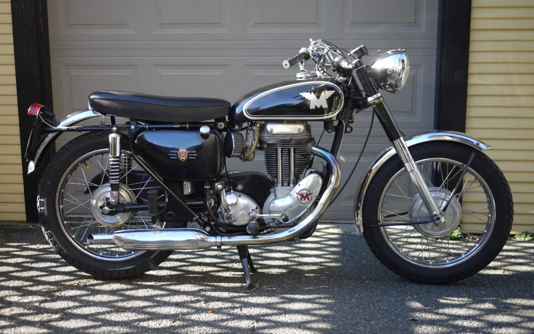 1958 Matchless G80 CS   Replica   $8000 cad / Re-listed & Available