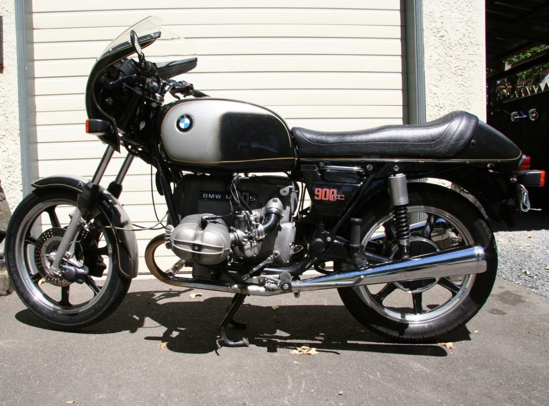 1975 BMW R90S           $10,500cad