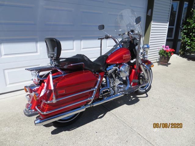 1991 Harley Davidson FLHT                          $9000 cad   Price just reduced